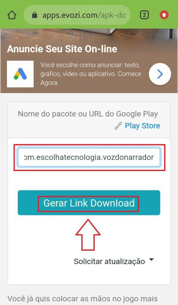 Baixe qualquer apk do Google Play fácilmente