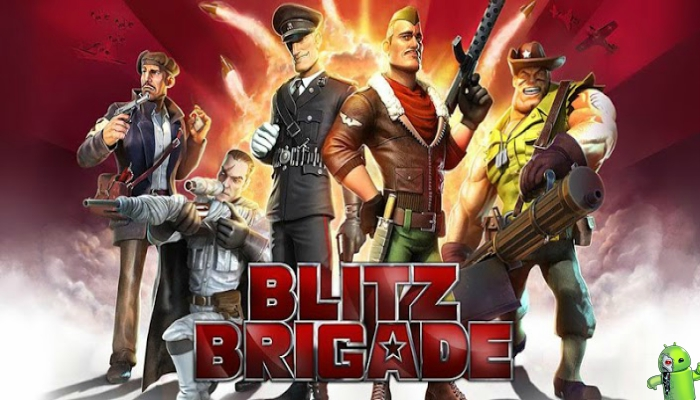Blitz Brigade - FPS on-line!