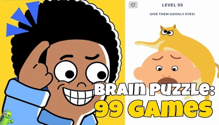 Brain Puzzle: 99 Games