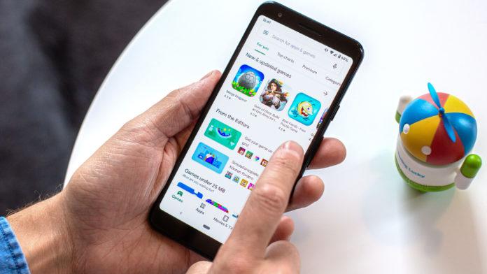 Bug na Play Store oculta aplicativos que você está procurando