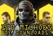 Call of Duty Mobile Já Foi Baixado Mais de 170 Milhões de Vezes! CAPA