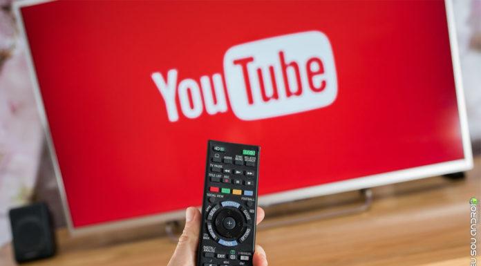 Controle Por Voz Está Chegando para YouTube em SmartTVs 1