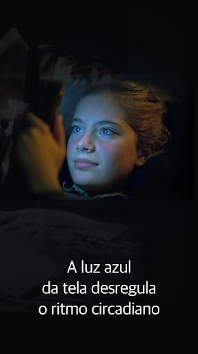 Filtro de Luz Azul - Modo Noturno, Dormir Bem