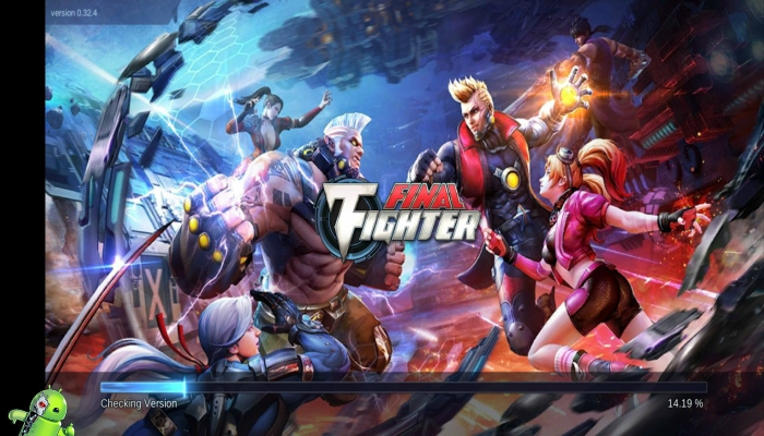 Final Fighter