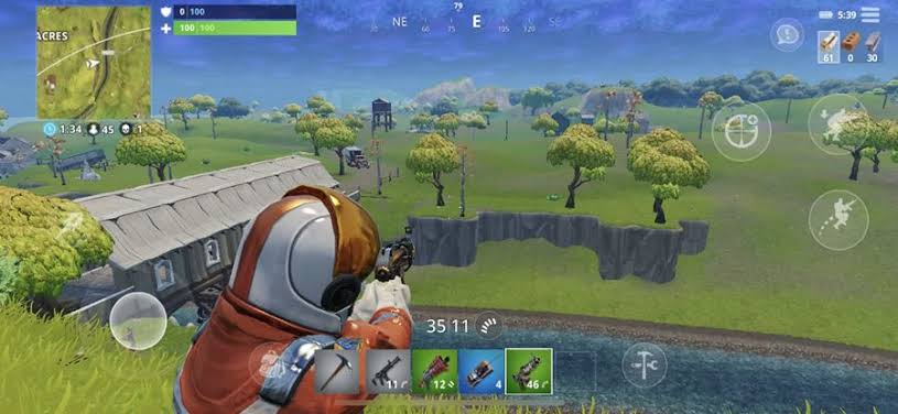 Fortnite poderá chegar a Play Store muito em breve
