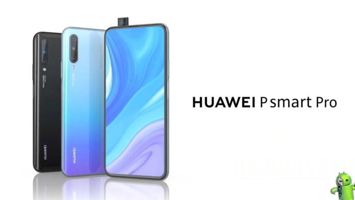 Huawei P smart Pro é lançado com câmera de 48MP e 6GB de RAM