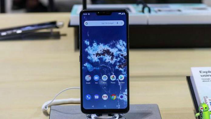 LG G7 One recebendo atualização do Android 10 estável