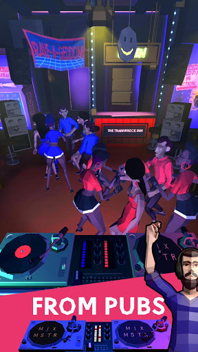 MIXMSTR - Jogo de DJ