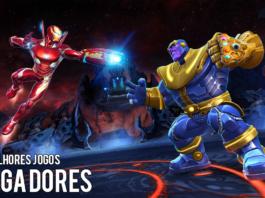 Melhores Jogos Dos Vingadores para Android