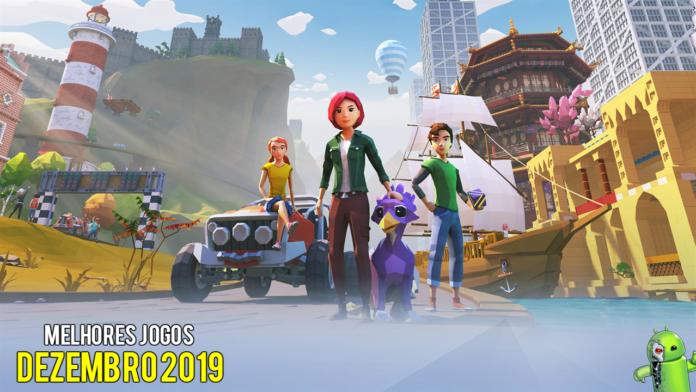 Melhores Jogos de Dezembro 2019