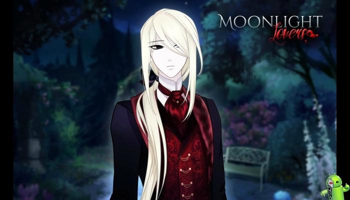 Moonlight Lovers : Vladimir - Otome game / Vampire