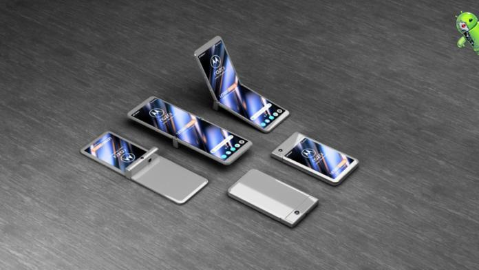 Motorola Razr 2020 poderá vir com Moto Mods