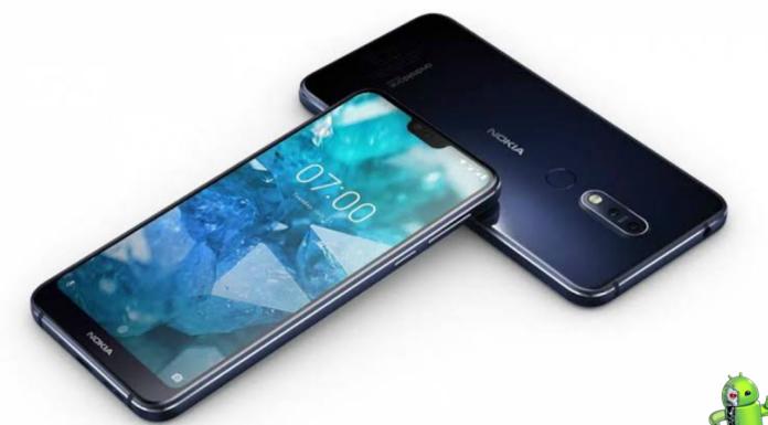 Nokia 7.1 recebendo atualização do Android 10