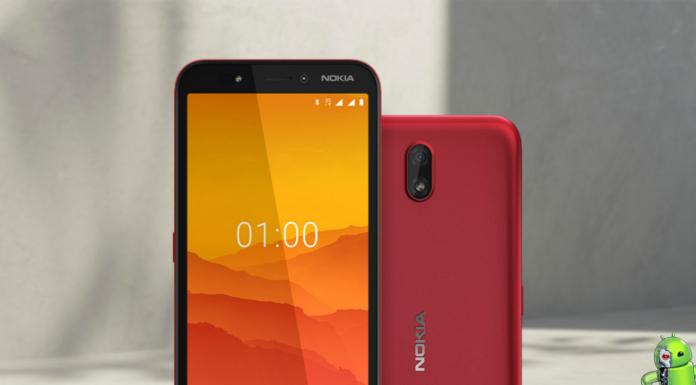 Nokia C1 É Lançado com Android Go