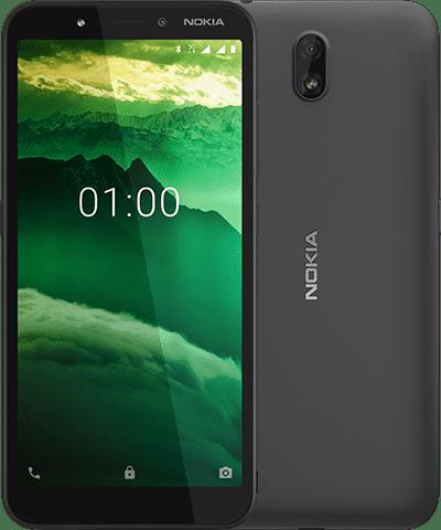Nokia C1 vem com Android Go