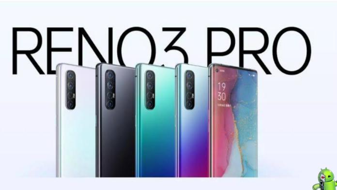 Oppo Reno 3 terá versão com 6GB de RAM