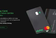 PicPay Lança Cartão de Débito e Crédito com Cashback! capa