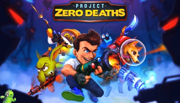 Project Zero Deaths - Online Multiplayer Shooter
