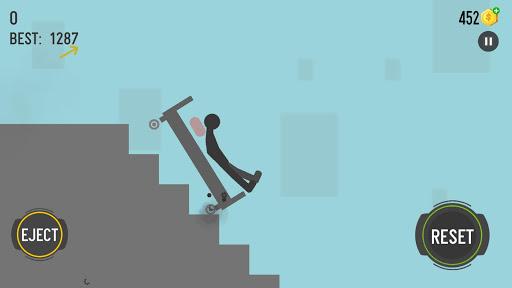 Ragdoll Physics: Falling game