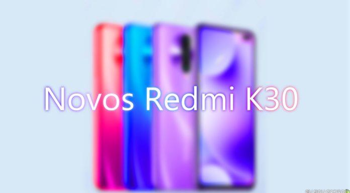 Redmi K30 é Lançado com 5G e Câmera de 64MP capa