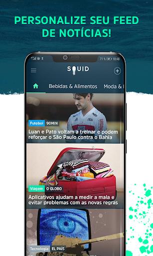 SQUID - Notícias