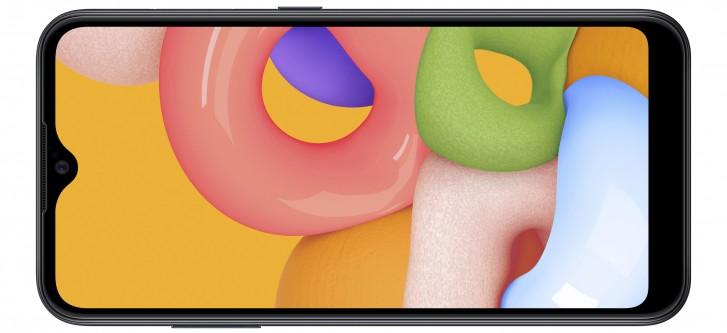 Samsung Galaxy A01 vem com opção de 8GB de RAM
