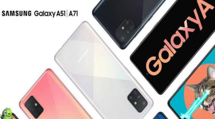 Samsung Galaxy A51 e Galaxy A71 São Anunciados Oficialmente