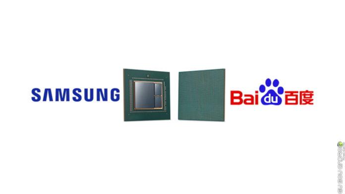 Samsung e Baidu Vão Produzir Chips de Inteligência Artificial em 2020 capa
