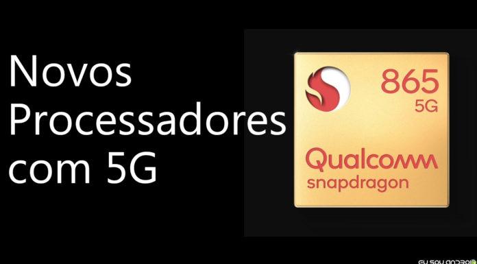 Snapdragon 865, 765 e 765G! Conheça a Nova Linha de Processadores da Qualcomm!