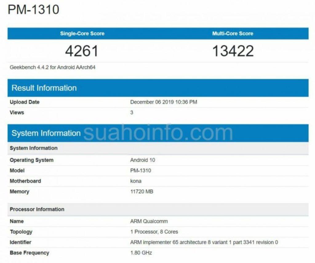 Sony Xperia 3 poderá vir com 12GB de RAM