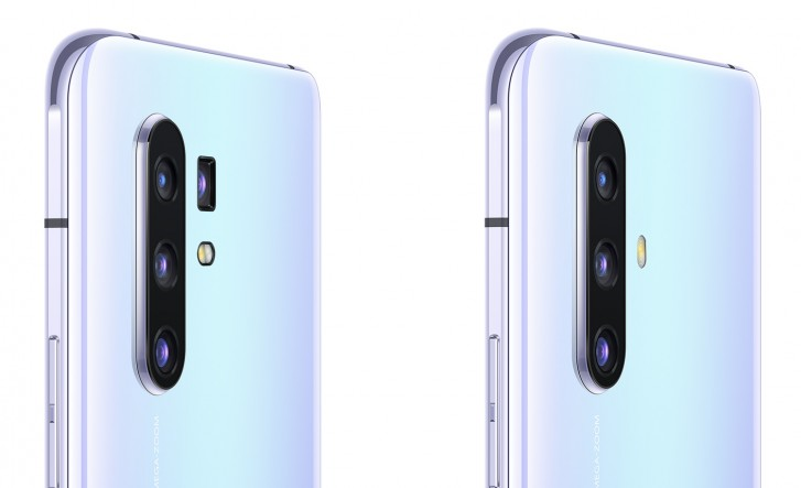 Vivo X30 e X30 Pro chegam com camera de 64MP