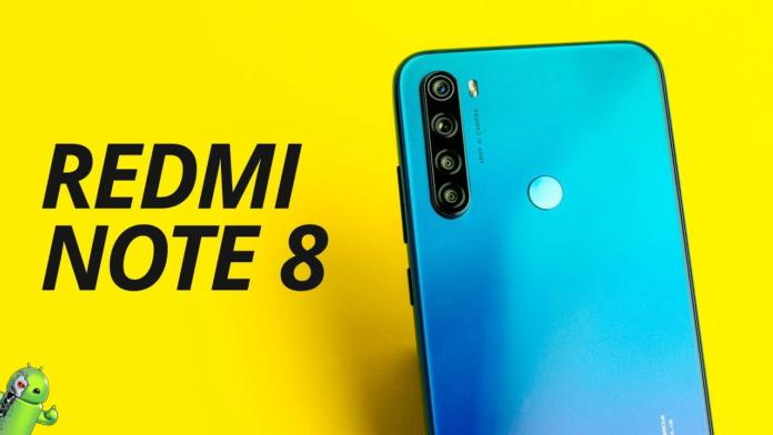 Xiaomi já vendeu 10 milhões de celulares Redmi Note 8 em três meses