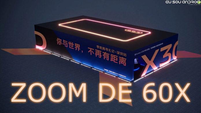 ZOOM de 60X! Fotos tiradas com o Vivo X30 Pro 5G mostram zoom de tirar o fôlego! capa