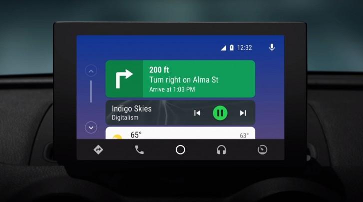 Android Auto bate 100 milhões de downloads na Google Play
