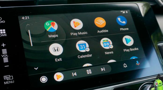 Android Auto ultrapassa 100 Milhões de Downloads