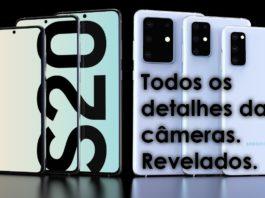 Conheça todas as funções da câmera do Samsung Galaxy S20+ capa
