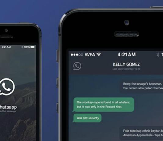 Download WhatsApp Versão Beta com Modo Escuro