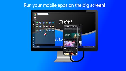 Flow Desktop launcher (Preview test release)