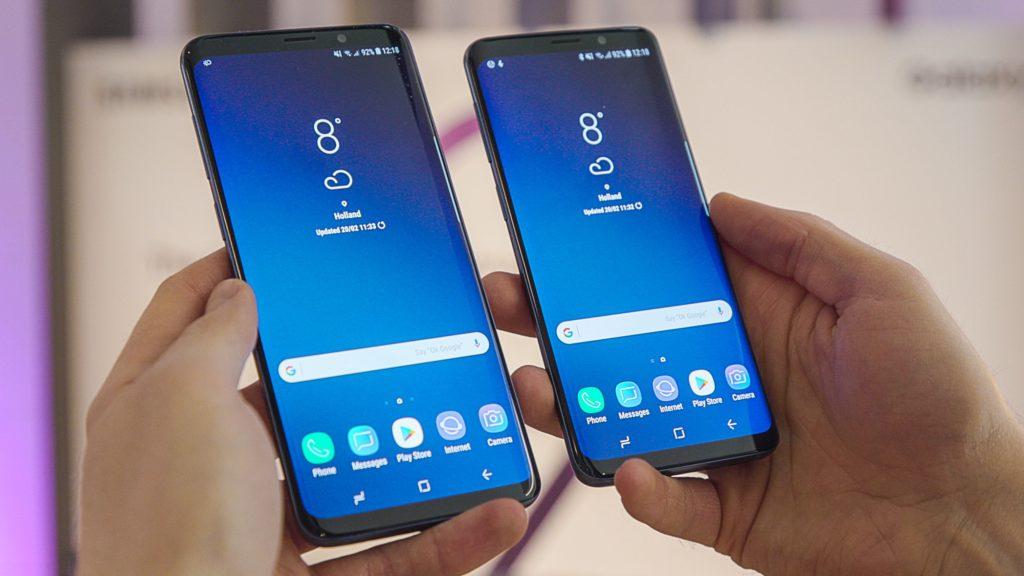 Galaxy S9 e S9 Plus tem atualização do Android 10 adiada