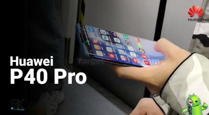 Huawei P40 Pro Tem primeiras fotos Vazadas