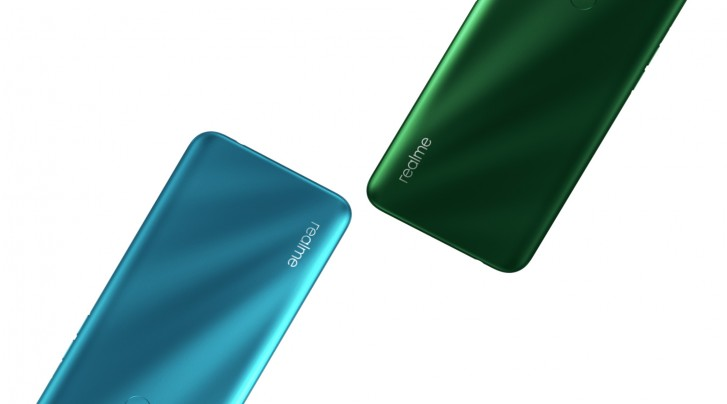 O Realme 5i tem uma bateria de 5.000mAh