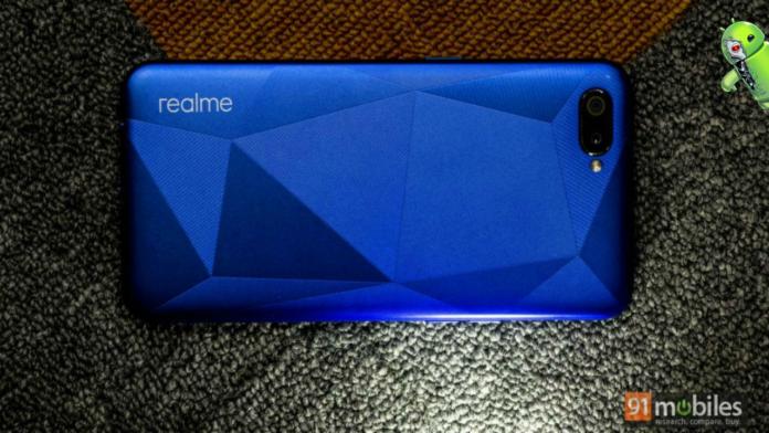 Realme C3 ganha data de lançamento
