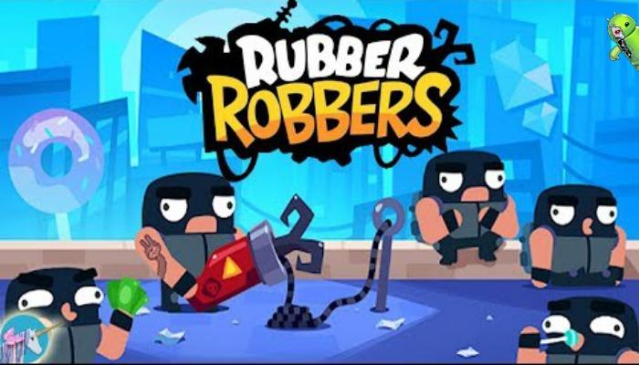 Rubber Robbers - Assaltantes do Tesouro Perdido