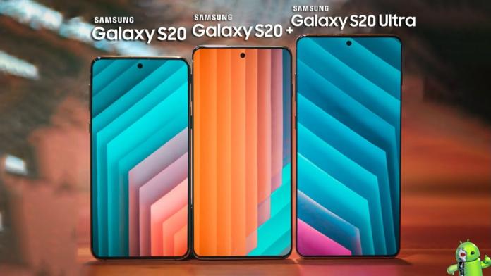 Samsung Galaxy S20 + tem primeiras imagens reais vazadas