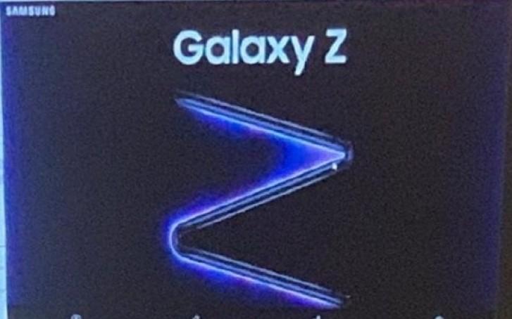 Samsung Galaxy Z tem cartaz promocional revelado