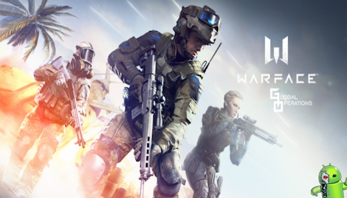 Warface: Global Operations – PVP Jogo de tiro