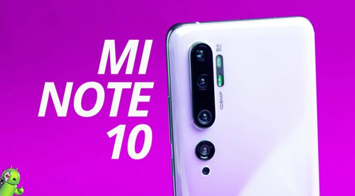 Xiaomi Mi 10 Poderá ter Câmera de 108 MP
