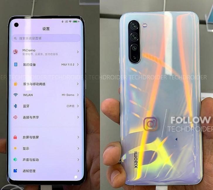 Xiaomi Mi 10 aparece em fotos reais
