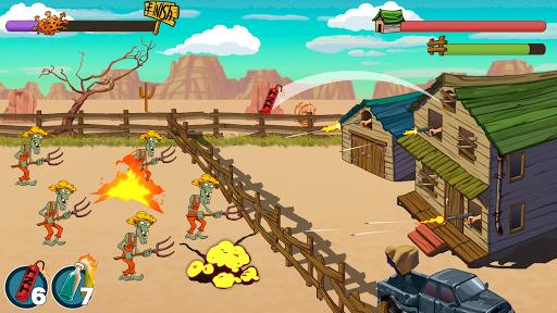 Zombie Ranch - batalha com zumbis