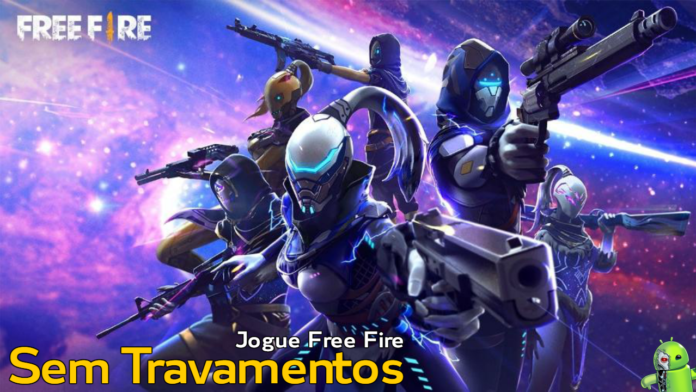 Como resolver o Problema do Free Fire travando ou saindo sozinho no Android